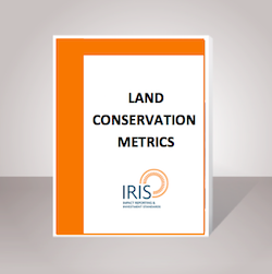 Land Conservation Metrics